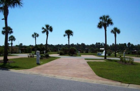 View of Bella Terra lot number 061-305
