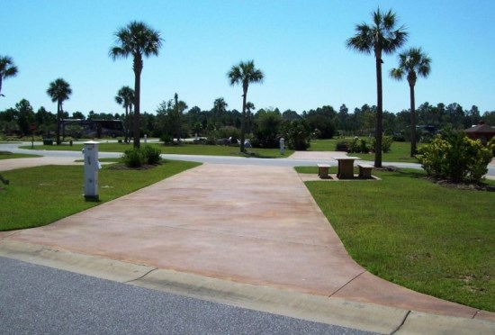 View of Bella Terra lot number 065-321