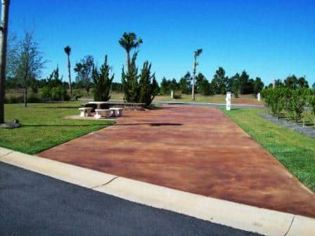 View of Bella Terra lot number 084-561